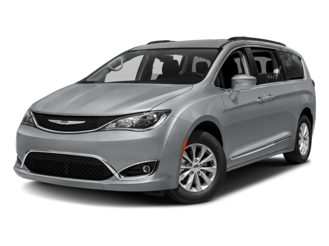 2017 Chrysler Pacifica Limited 4D Wagon