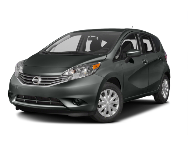 2016 Nissan Versa Note S Plus Car