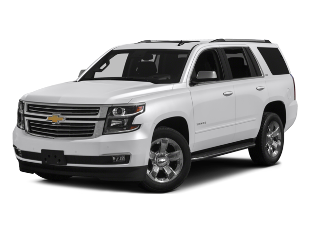 2016 Chevrolet Tahoe LTZ 4D Sport Utility