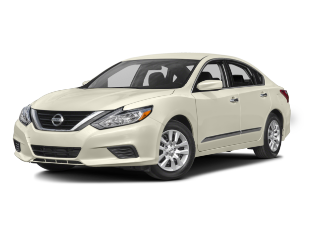 2016 Nissan Altima 2.5 4dr Car