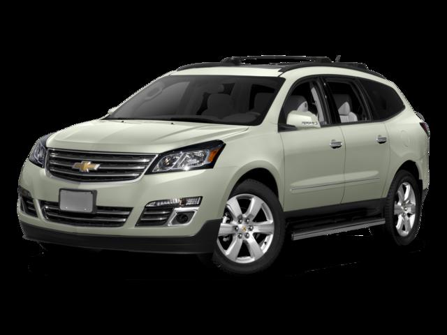 2016 Chevrolet Traverse LTZ 4D Sport Utility