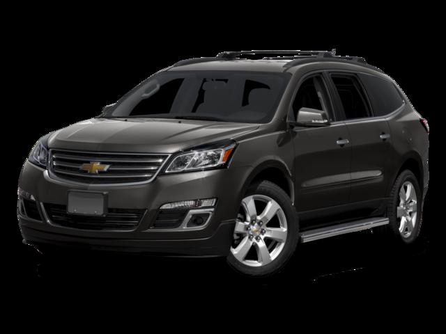 2016 Chevrolet Traverse LT 4D Sport Utility