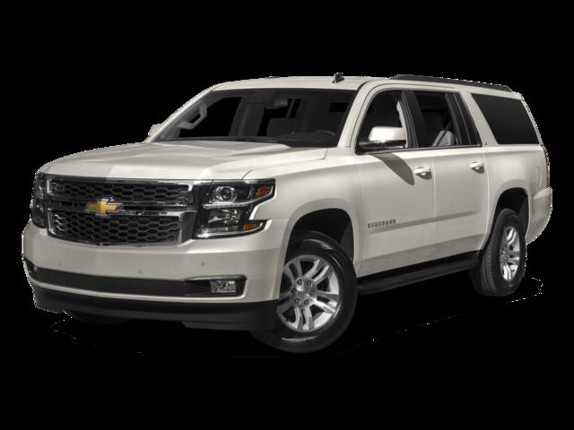 2016 Chevrolet Suburban LS 4D Sport Utility