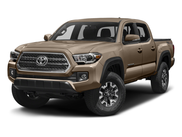 2017 Toyota Tacoma TRD Offroad 4D Double Cab