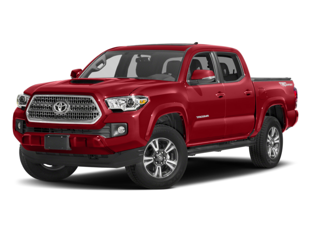 2017 Toyota Tacoma TRD Sport 4D Double Cab