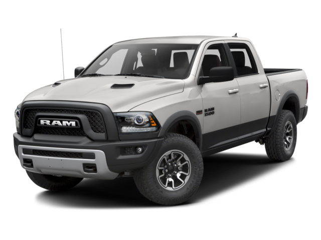 2016 Dodge Ram 1500 Rebel 4D Crew Cab