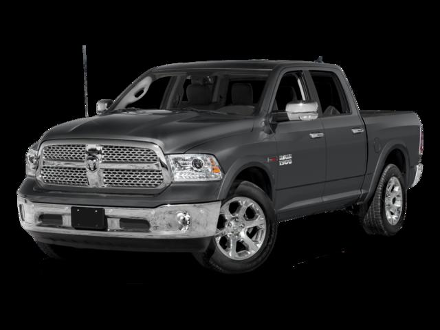 2016 Ram 1500 Laramie 4D Crew Cab