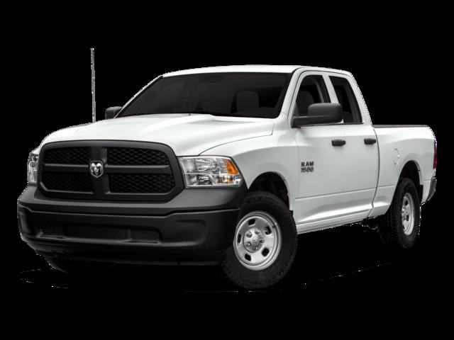 2016 RAM 1500 4x2 Tradesman 4dr Quad Cab 6.3 ft. SB Pickup Truck