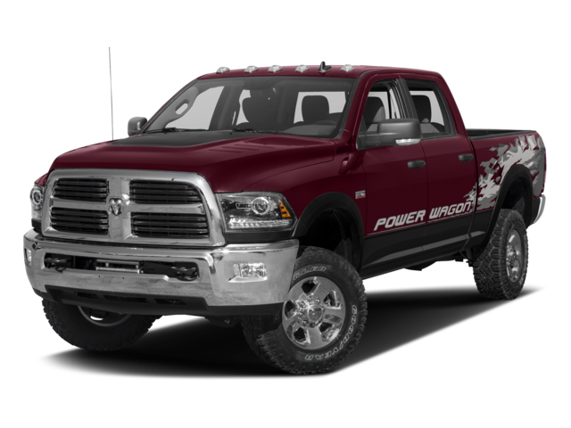 2016 Dodge Ram 2500 Power Wagon 4D Crew Cab