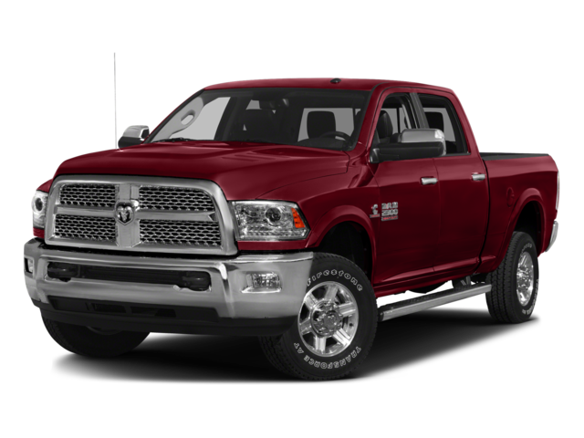 2016 Dodge Ram 2500 Big Horn 4D Crew Cab