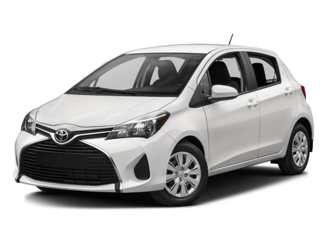 2017 Toyota Yaris LE 5D Hatchback