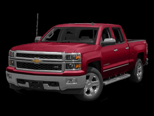 2015 Chevrolet Silverado 1500 LS Truck