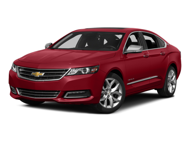 2015 Chevrolet Impala LT 4D Sedan