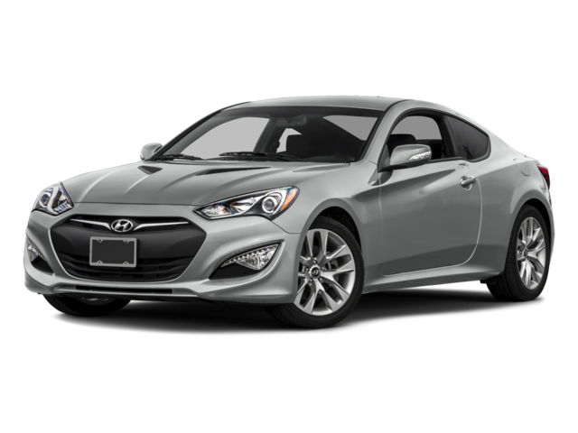 2016 Hyundai Genesis Coupe 3.8L Base 2dr Car