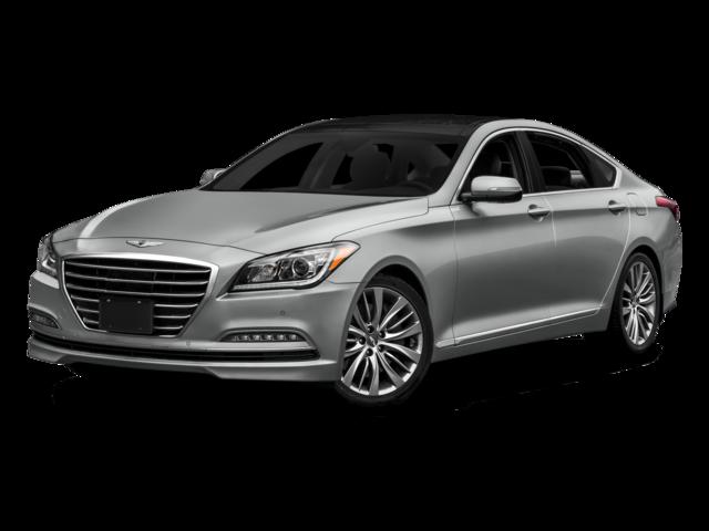 2016 Hyundai Genesis 4DR SDN V6 3.8L AWD Sedan