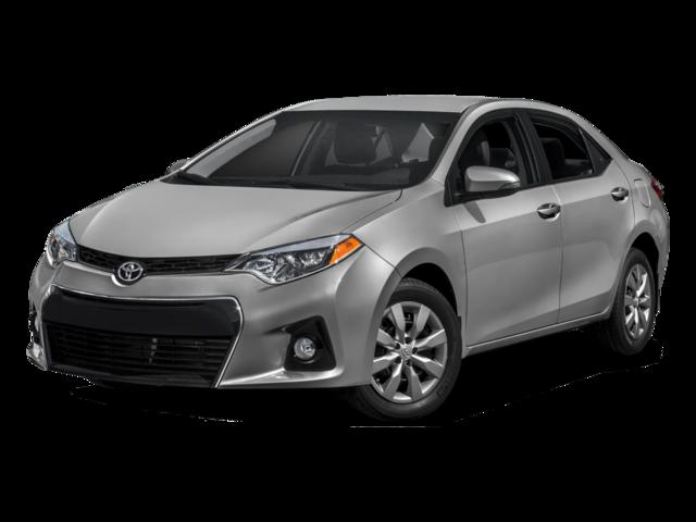 2016 Toyota Corolla S Plus 4dr Car