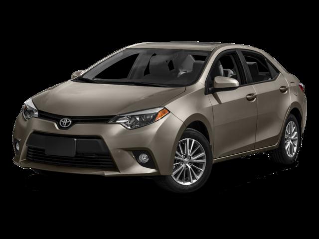 2016 Toyota Corolla LE ECO 4dr Car