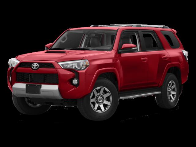 2016 Toyota 4Runner Trail Sport Utility