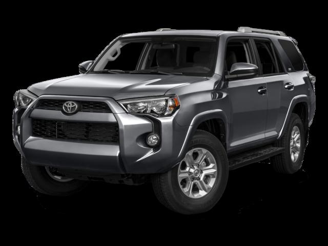 2016 Toyota 4Runner SR5 4D Sport Utility