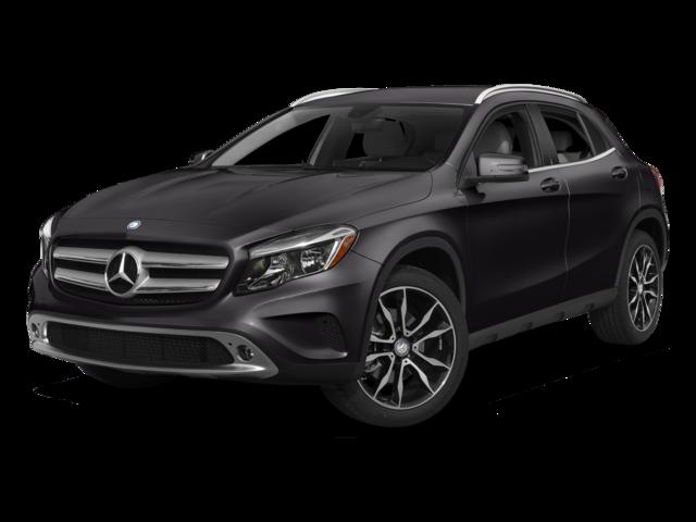 New Mercedes-Benz GLA GLA250