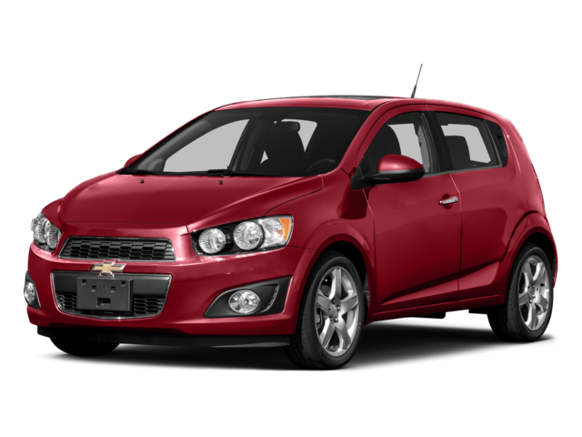 2016 Chevrolet Sonic LS 5D Hatchback
