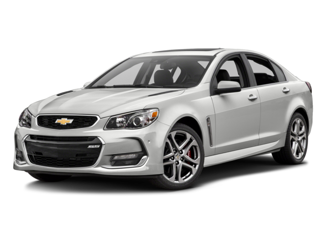 2016 Chevrolet SS Base 4D Sedan