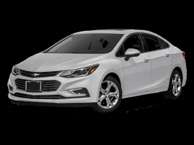 2016 Chevrolet Cruze Premier 4D Sedan