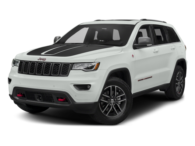 2017 Jeep Grand Cherokee Trailhawk 4D Sport Utility