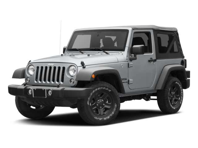 2017 Jeep Wrangler Sport 2D Sport Utility
