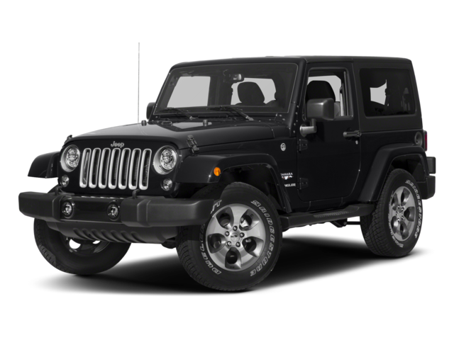 2017 Jeep Wrangler 75th Anniversary Edition 2D Sport Utility