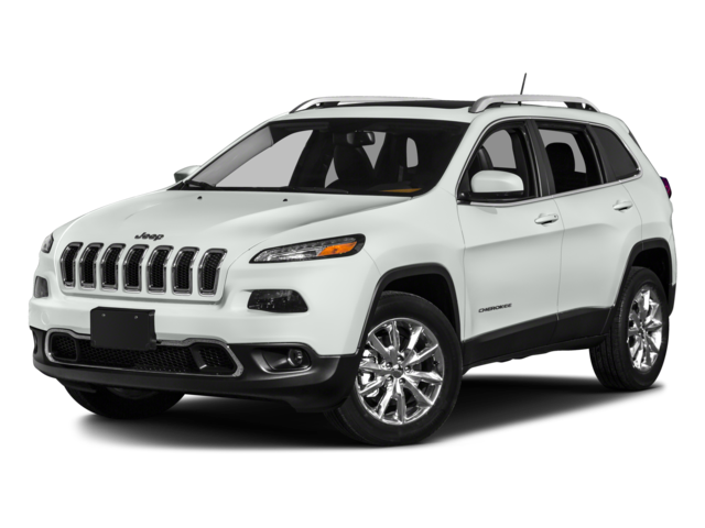 2017 Jeep Cherokee Altitude 4D Sport Utility