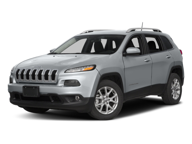 2017 Jeep Cherokee Latitude 4D Sport Utility