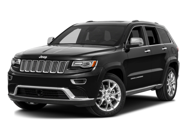 2016 Jeep Grand Cherokee Summit 4D Sport Utility