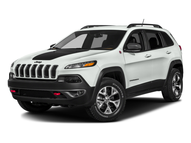 2016 Jeep Cherokee Overland 4D Sport Utility