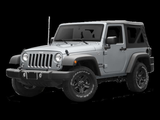 2016 Jeep Wrangler Sport 2D Sport Utility