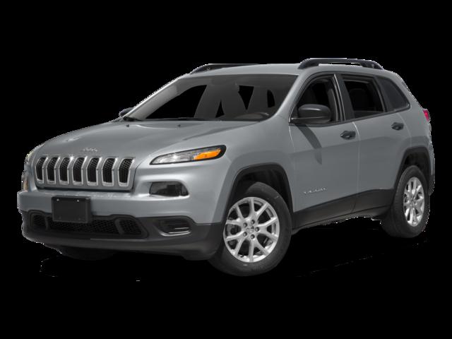 2016 Jeep Cherokee Sport 4D Sport Utility