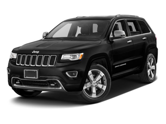 2016 Jeep Grand Cherokee High Altitude 4D Sport Utility