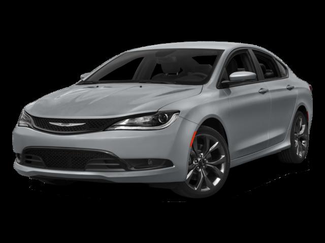 2015 Chrysler 200 S 4D Sedan