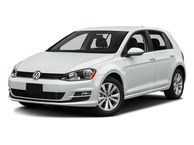 2017 Volkswagen Golf 1.8T 4-Door Wolfsburg Edition Auto 4dr Car