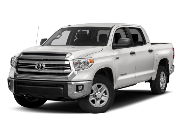 2017 Toyota Tundra SR5 4D CrewMax