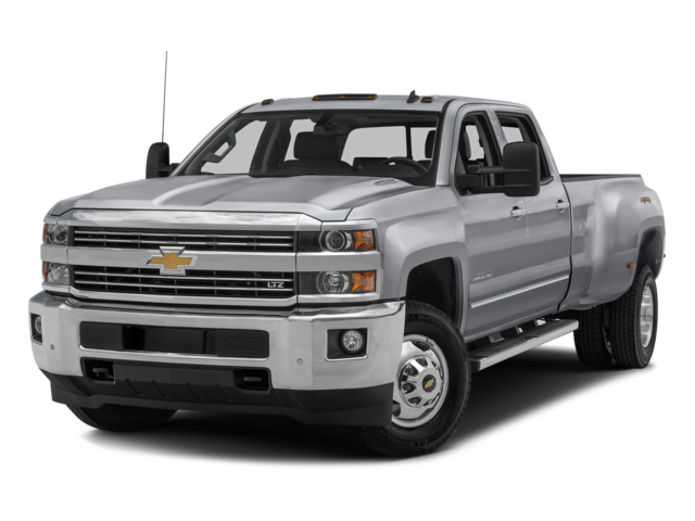 2016 Chevrolet Silverado 3500HD Work Truck Crew Cab Pickup