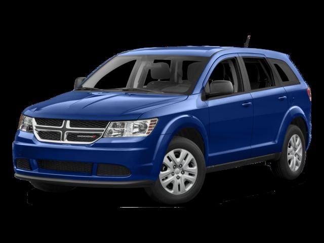 2017 Dodge Journey SE 4D Sport Utility
