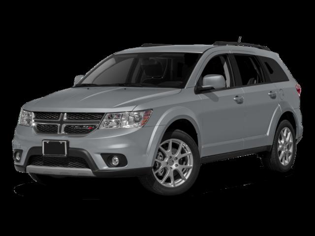 2017 Dodge Journey SXT 4D Sport Utility