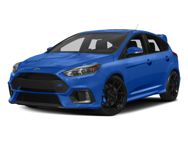 2016 Ford Focus RS AWD RS 4dr Hatchback