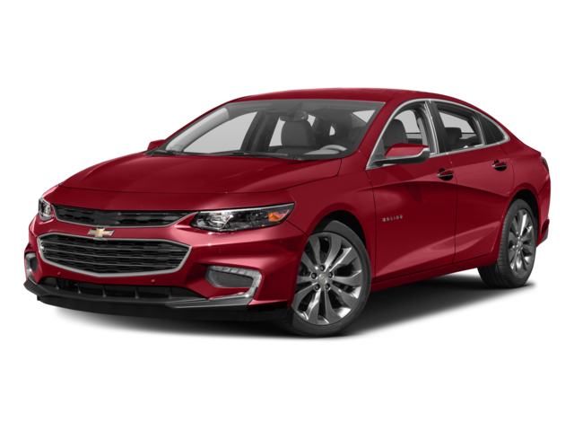 2017 Chevrolet Malibu Premier 4D Sedan
