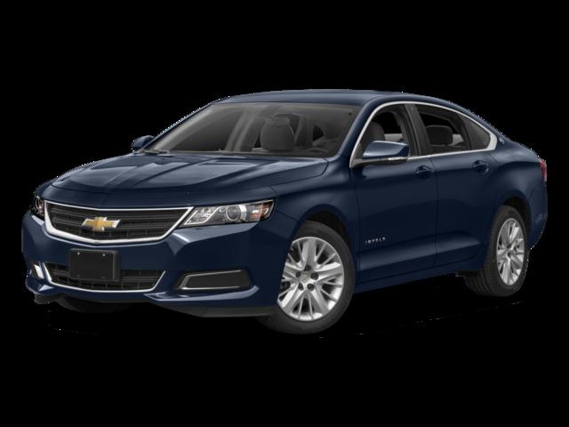 2017 Chevrolet Impala LS 4D Sedan
