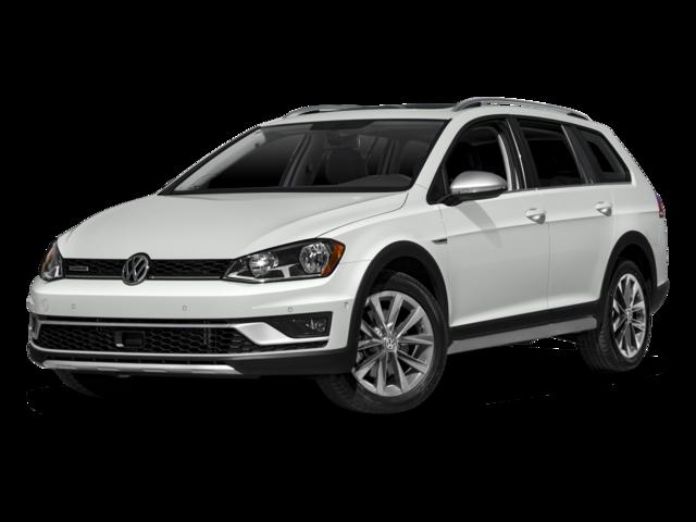 2017 Volkswagen Golf Alltrack TSI S 4Motion 4D Wagon