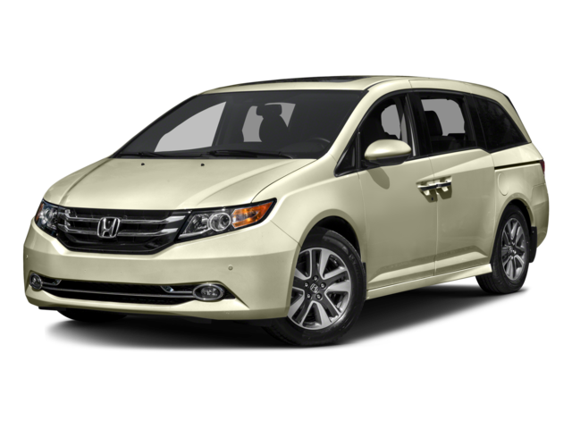 2016 Honda Odyssey Touring 4D Passenger Van
