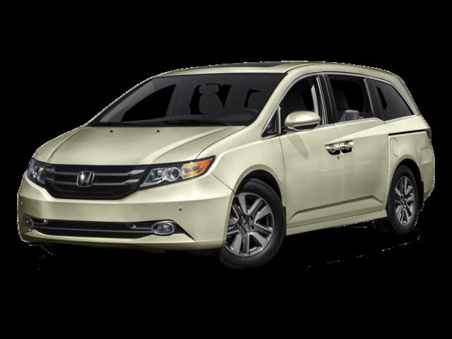 2016 Honda Odyssey Touring Elite 4D Passenger Van