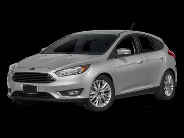 2016 Ford Focus Titanium 4dr Hatchback